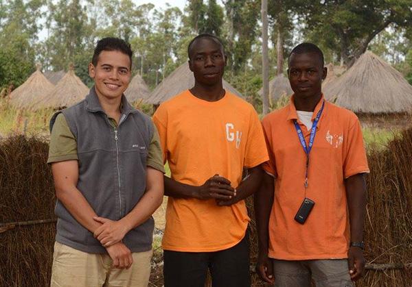 Another successful field season in the Zambian rainy season