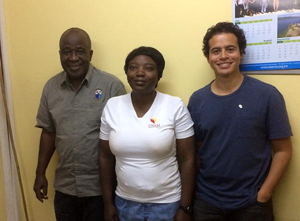 Visiting Copperbelt University