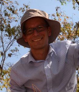 Dr Nicholas Horrocks
